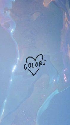 Love Halsey <3 #badlands #colors #phonewallpaper