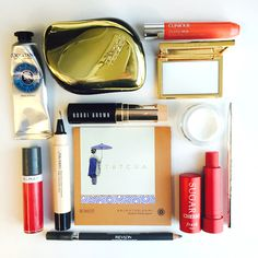 Beauty Bag Spill With Allure Magazine's Beauty Director | theglitterguide.com