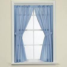 Bathroom Window Curtains Sets
