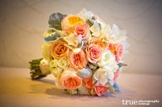 A Sunny SoCal Wedding with Florals to Match   Coronado Island Marriott Resort & Spa / just added