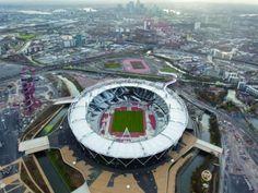 London Olympic Stadium by Populous - News - Frameweb