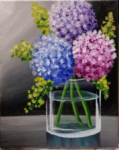 Join us at Pinot's Palette - Leawood on Tue Jul 2019 for Beautiful Spring Blooms. Seats are limited, reserve yours today! Paint Your Pet, Paint And Sip, Easy Canvas Painting, Spring Painting, Cool Paintings, Beautiful Paintings, Canvas Paintings, Spring Blooms, Spring Flowers