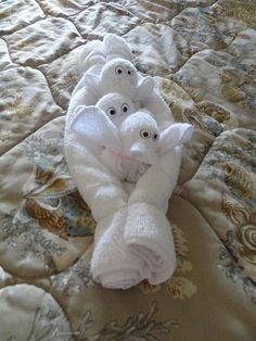 cute towels