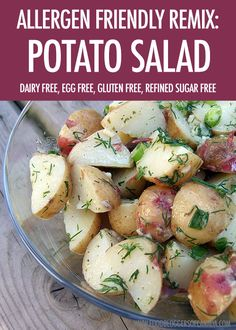 New take on a picnic staple!  Perfect for Warba Potatoes too - thanks @fbcanada