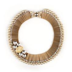 Tataborello gold yellow necklace