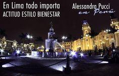 Feliz día!! desde #Lima, #Perú!!! y desde aquí, te invito a potenciar tu imagen, descubriendo lo mejor de ti... Muy pronto estaré anunciando las charlas y talleres que estaré dictando en esta hermosa ciudad!!  #Actitud #Estilo #Bienestar... ¿Los tienes? ¿Los quieres? Muy pronto serán tuyos.. #TuAsesoraIntegral en #Lima!!