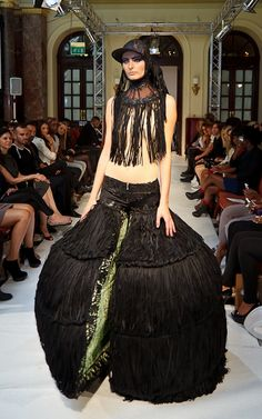 Fashion designer Malgorzata Dudek | The House of Beccaria