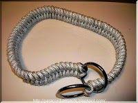 Woven Paracord Dog Collar