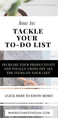 | How to write a better to-do list | How to be more productive | How to get more work done | productivity tips | Productivity tools | Time management tips | Time management habits | How to write your best to-do list and get more work done |  #productive #beingproductive #productivity #productivitytips #productivityhacks