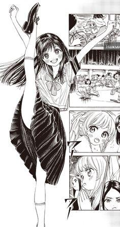 Angel Manga, Manga Anime, Anime Drawings Sketches, Cute Drawings, Anime Character Drawing, Character Art, Anatomy Drawing Practice, Anime Art Girl, Kawaii Anime Girl