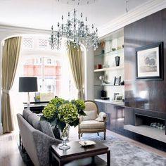 Luxe living room