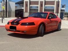 2004 Ford Mustang 40th Anniversary For Sale On Usedmustangsforsale Com 2004 Ford Mustang Ford Mustang Mustang