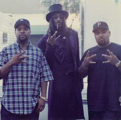Ice Cube x Snoop Dogg x Mack 10