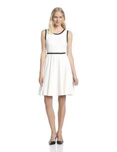 VILA CLOTHES Women's 14020166 ALBENGA Sleeveless Dress White - Weiß (Pristine Pristine) 10 (Brand size: S): Amazon.co.uk: Clothing Dress Clothes For Women, Dresses For Work, White Dress, Amazon, Clothing, Closet, Fashion, Outfits, Moda
