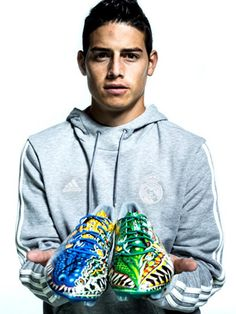 (notitle) - James rodriguez at Real Madrid - Football Soccer Guys, Soccer Cleats, Football Players, Soccer Shoes, Soccer Ball, James Rodriguez Colombia, James Rodriquez, Making The Team, Real Madrid Football