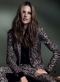 Alessandra Ambrosio by Eduardo Rezende for Bobstore Fall 2014 _