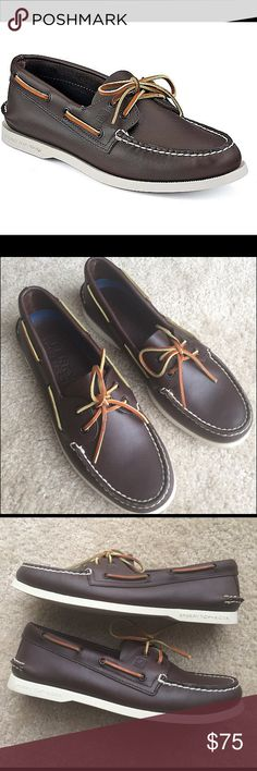 37ee5de23a49ef Sperry Men s Authentic Original 2-Eye Boat Shoe  MAKE AN OFFER!  Authentic