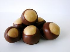 These were my favorite homemade candy growing up!