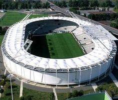 Stade de Toulouse, Francia SuperficiePasto Dimensiones105 x 68 m Capacidad37.000 espectadores: