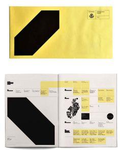 Arts Center Bòlit | MNM. Diseño gráfico minimalista digital book by Julia Schonlau #design #print #card #bolit #artcenter