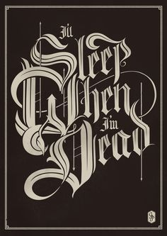 design, inspiration, hand lettering, creative, artists, typography, type,