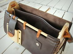 Custom order for Ben Ben's Heart Leather wood
