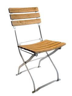 KLASSIK Outdoor Chairs, Outdoor Furniture, Outdoor Decor, Folding Chair, Home Decor, Check, Fine Dining, Dining Table, Food