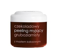 Blog Anki: Ziaja Czekoladowy peeling myjący gruboziarnisty z ...