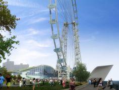 New York City to Get World's Tallest Ferris Wheel
