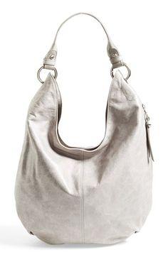 Hobo 'Gardner' Leather Shoulder Bag available at #Nordstrom $238