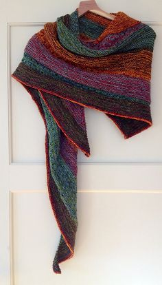 Best Pic knitting shawl stephen west Ideas Ravelry: Project Gallery for Samen pattern by Stephen West Knit Cowl, Knitted Shawls, Crochet Scarves, Knit Crochet, Crochet Shawl, Shawl Patterns, Knitting Patterns, Granny Stripes, Ravelry