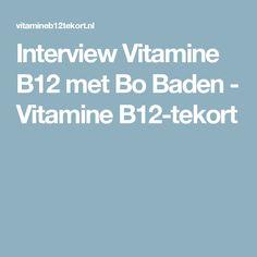 b12 vitamine tekort symptomen