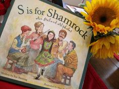 """Good Books For Young Souls: """"S"""" is for Shamrock: A Fun St. Patrick's Day Read-Aloud for the Whole Family"""