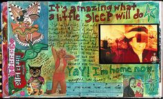 30 Days of Journaling - Day 20 by Traci Bunkers, via Flickr