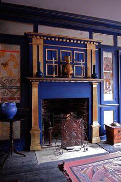 Rodney Archer's Spitalfields home