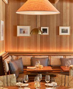 Beachcraft (Miami, United States), The Americas Restaurant  Meyer Davis
