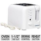 Cuisinart CPT-120 Compact Cool-Touch 2-Slice Toaster, White   BesteStores.net Kitchen Store http://kitchen.bestestores.net/cuisinart-cpt-120-compact-cool-touch-2-slice-toaster-white.html