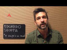 """Edoardo Stoppa racconta """"Quattro zampe e un amore"""""""