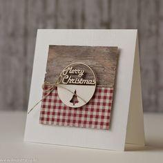 Nein, nein, zum Glück ist noch nicht Weihnachten - schließlich gibt es noch reichlich zu tun! Aber `Merry Christmas´ steht auf dem zauberha...