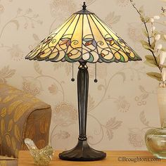 Tiffany Table Lamps | 100+ ideas on