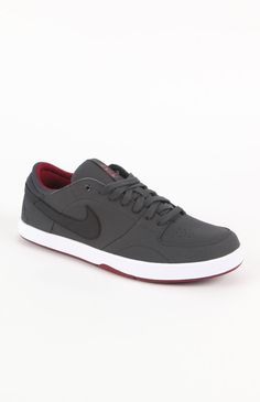 Nike Mavrk 3 Gray Leather Shoes