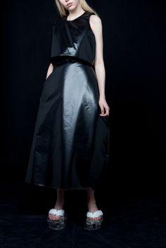 Melitta Baumeister, Look #9
