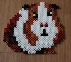 Guinea pig hama beads by pebbles_welt