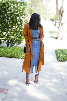 Find Your Inner Fashionista With These Tips And Tricks! Mode Outfits, Fall Outfits, Casual Outfits, Fashion Outfits, Womens Fashion, Fashion Trends, Jeans Fashion, Black Girl Fashion, Look Fashion