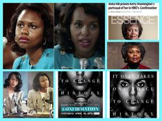 "#AnitaHill has given her stamp of approval to #KerryWashington performance as her in the #movie #Confirmation #HBO dramatic account of the firestorm ignited by Hill's #allegations of #sexualharassment against then-Supreme Court nominee #ClarenceThomas in 1991. ""I loved her dignity and emotion,"" Hill said of the #Scandal #star in a new #interview with #Essence, 25 years after the controversy. ""She appeared a lot more dignified than I felt during that moment, but she still lost nothing in…"
