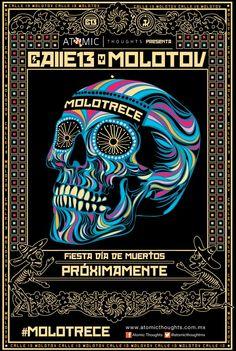 Calle 13 + Molotov