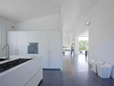 villa mm a biella - Federico Delrosso Architects Villa, Interior Design, Kitchen, House, Architects, Home Decor, Minimal, Style, Fresh