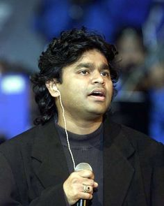 My favorite music director AR Rahman