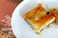 Spanakopita, Ethnic Recipes, Food, Meal, Eten, Meals