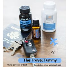 traveling can be hard, especially for kids and pregnant mamas. These oils are good for the whole family to soothe tummies, anytime!